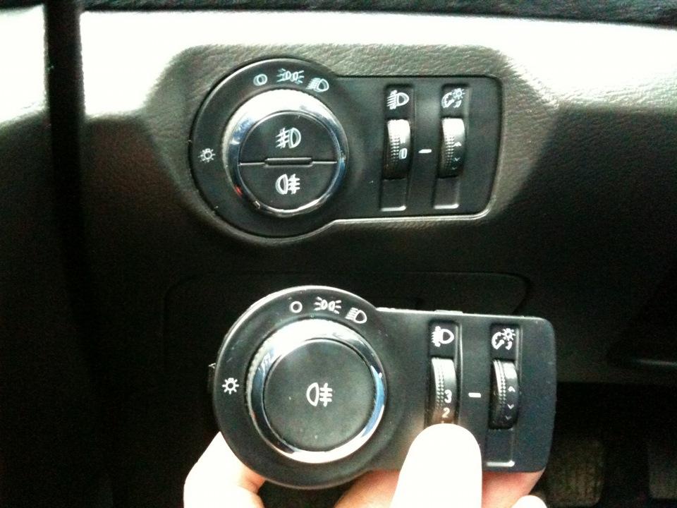 Установка противотуманных фар на Chevrolet Cobalt
