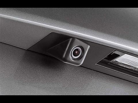 Установка камеры заднего вида на Chevrolet Cobalt