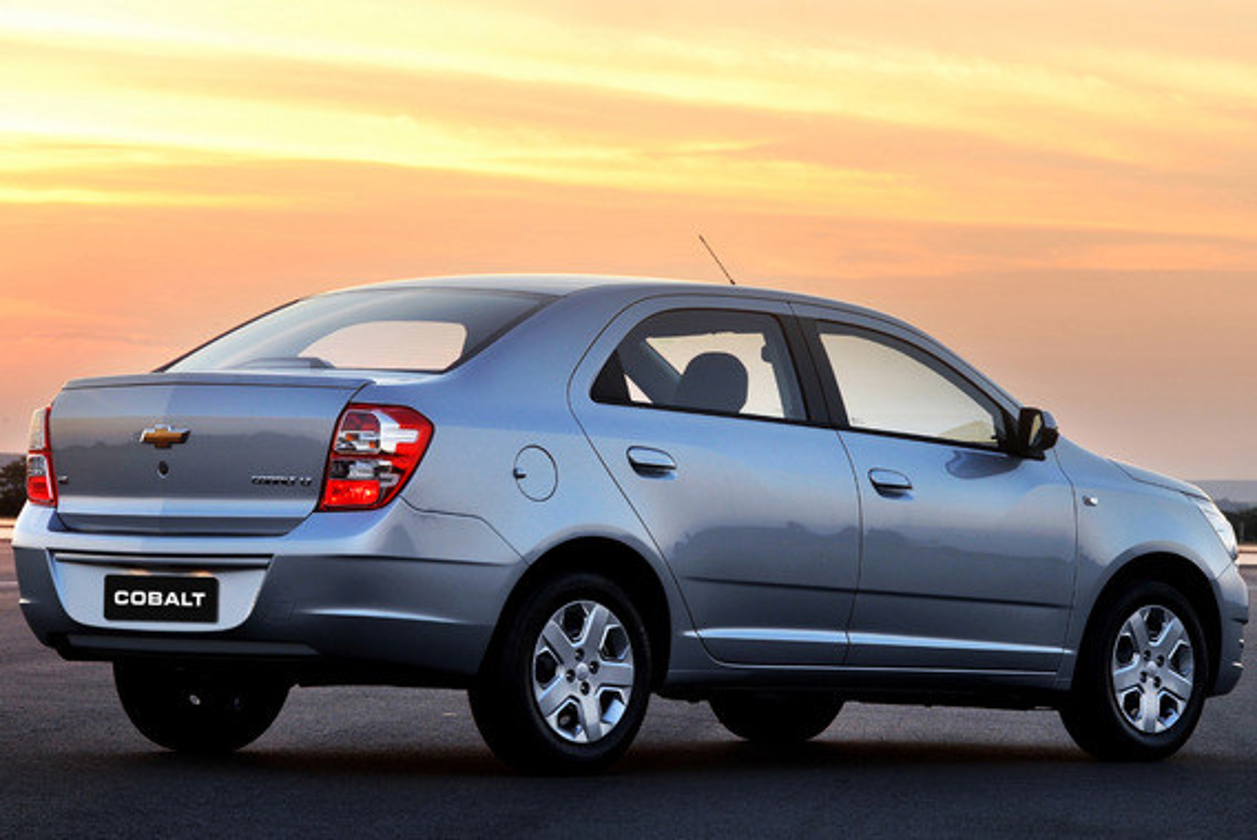 Установочные углы колес на Chevrolet Cobalt