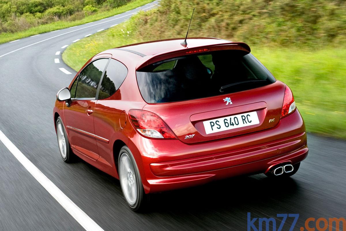 Можно ли буксировать Peugeot 207 c коробкой 2-Tronic или с АКПП