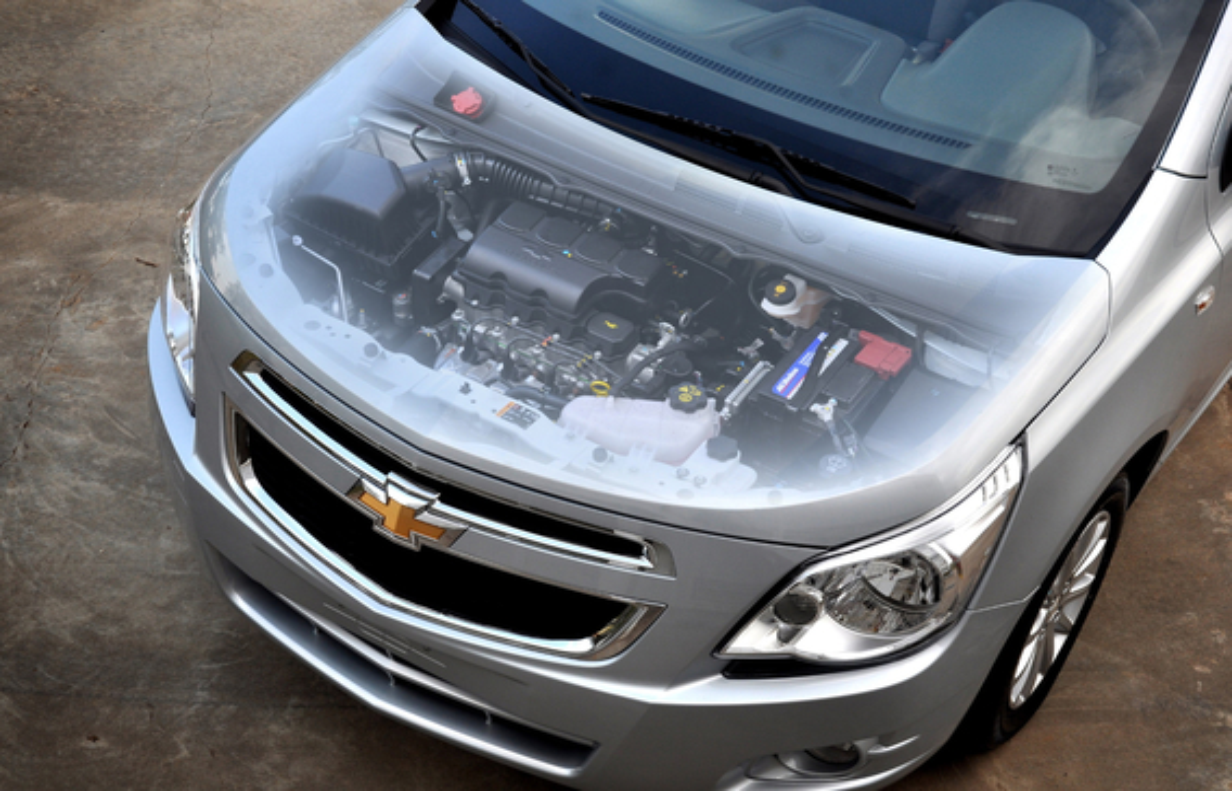 Периодичность регламентных работ по двигателю и трансмиссии Chevrolet Cobalt