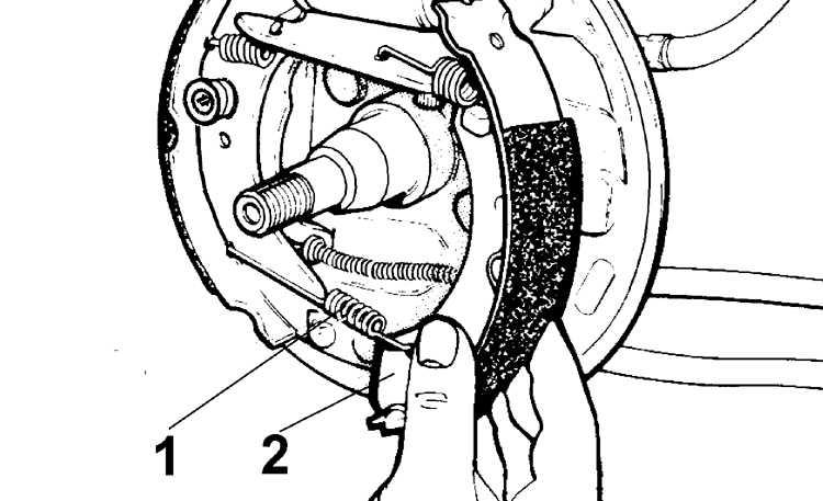 Замена тормозного цилиндра заднего тормозного механизма на Daewoo Matiz 2