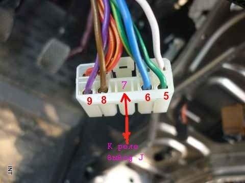 Снятие и установка подрулевых переключателей Daewoo Matiz