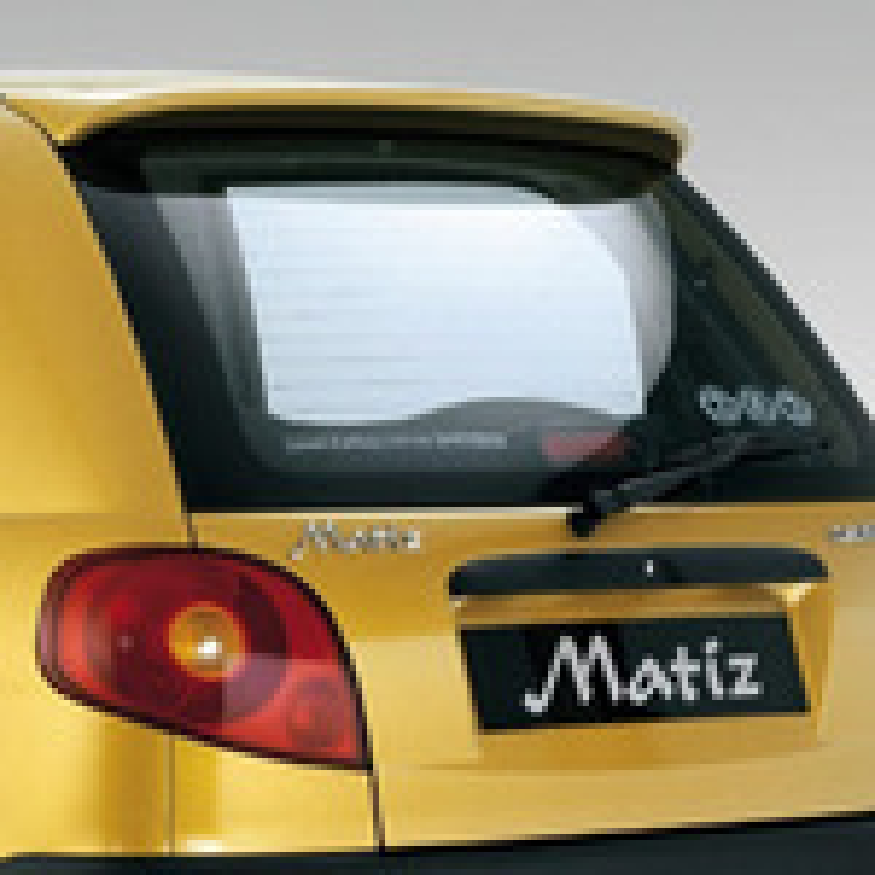 Перестал работать омыватель заднего стекла на Daewoo Matiz фото
