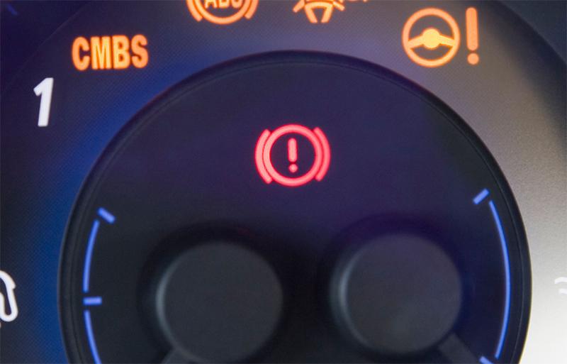 Мигает лампа ABS на Chevrolet Spark