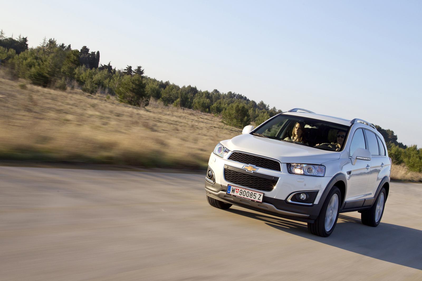 Надо ли прокачивать топливо на дизельном Chevrolet Captiva