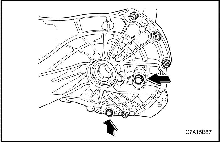 Замена масла в МКПП на Chevrolet Captiva