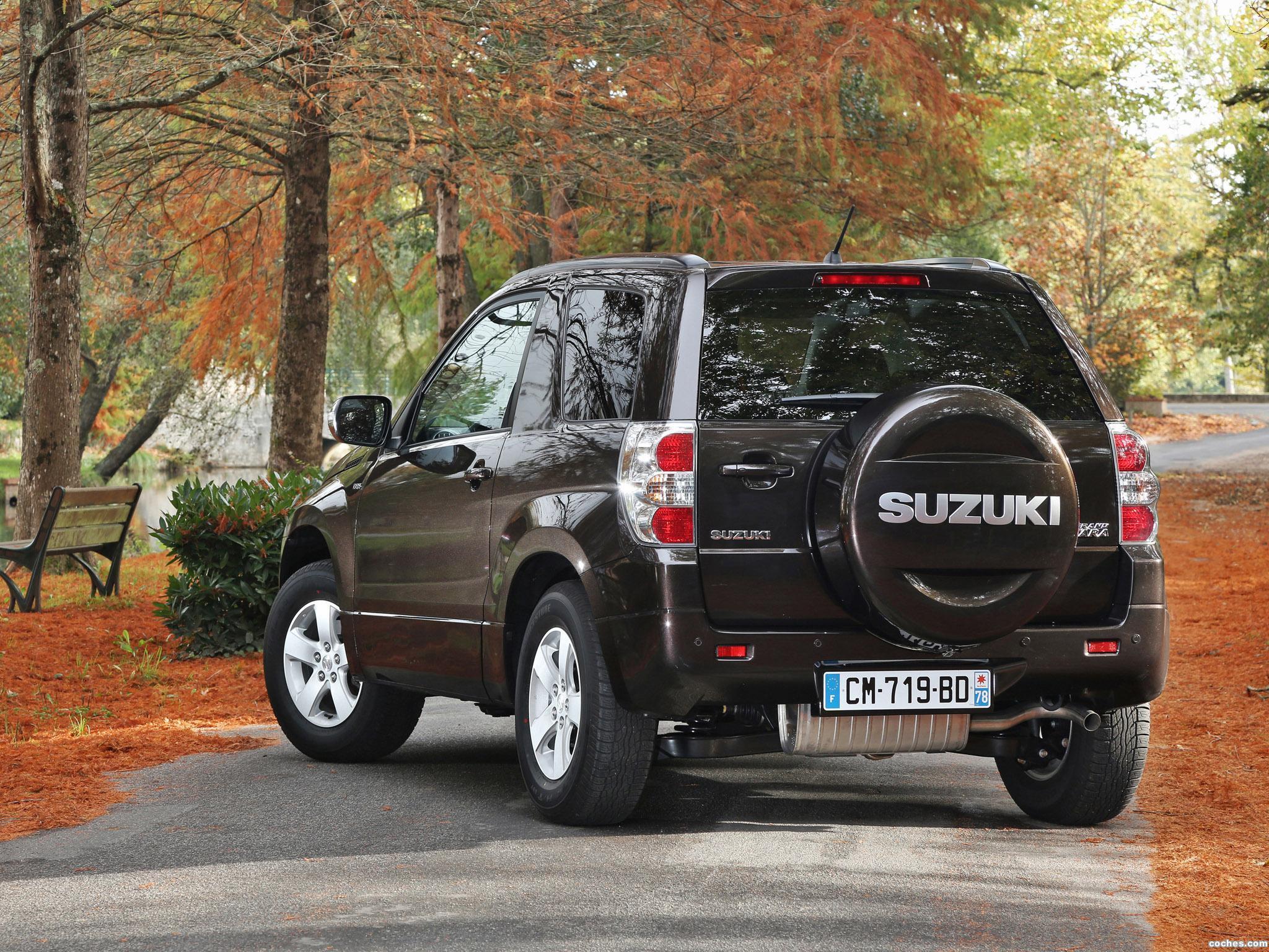Доработка крепления глушителя на Suzuki Grand Vitara II
