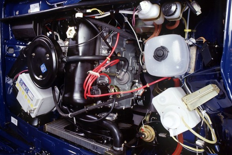 Вибрация при разгоне и торможении двигателем ВАЗ 2104, 2105 и 2107