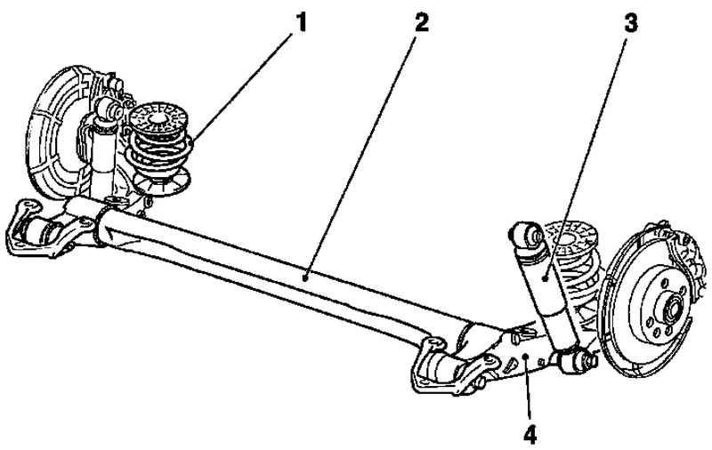 Замена задних тяг стабилизатора и втулок на Opel Vectra С