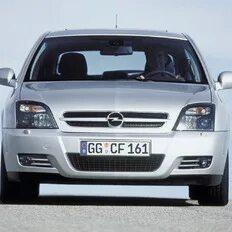 Предупреждающие сообщения на Opel Vectra С фото