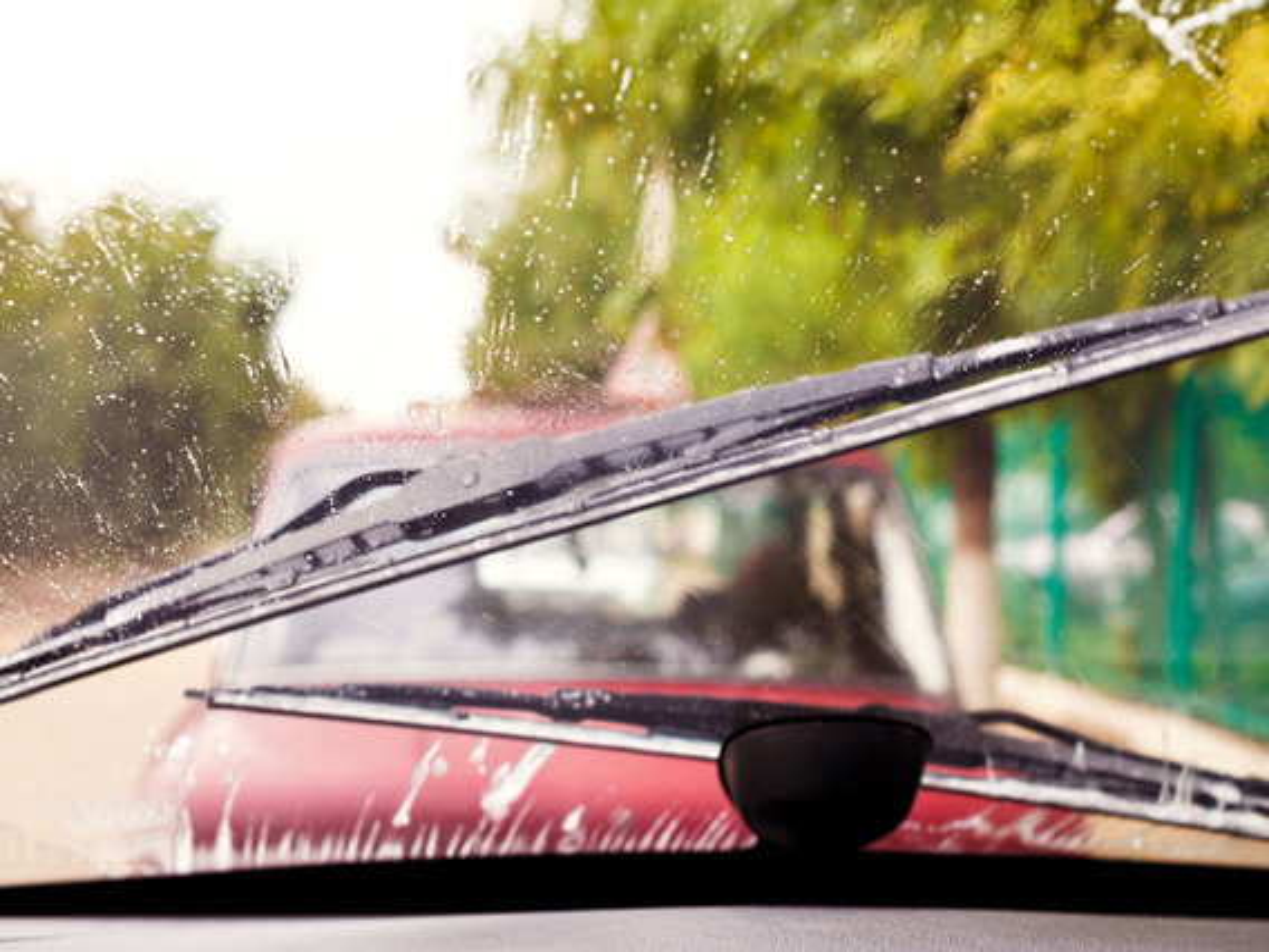 Щетки стеклоочистителя ВАЗ-2110 работают только на первой скорости
