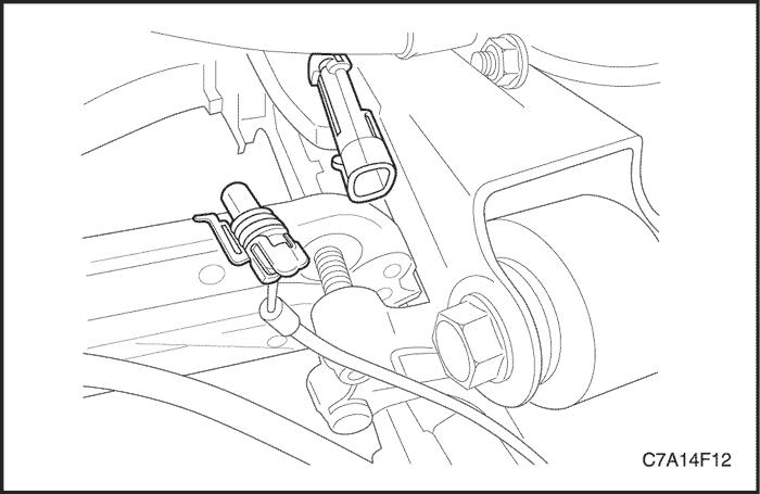 Замена передних амортизаторов на Chevrolet Captiva