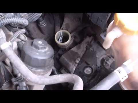Прокачка гидроусилителя на Opel Vectra В