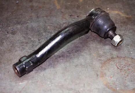 Замена рулевых наконечников на Opel Vectra В