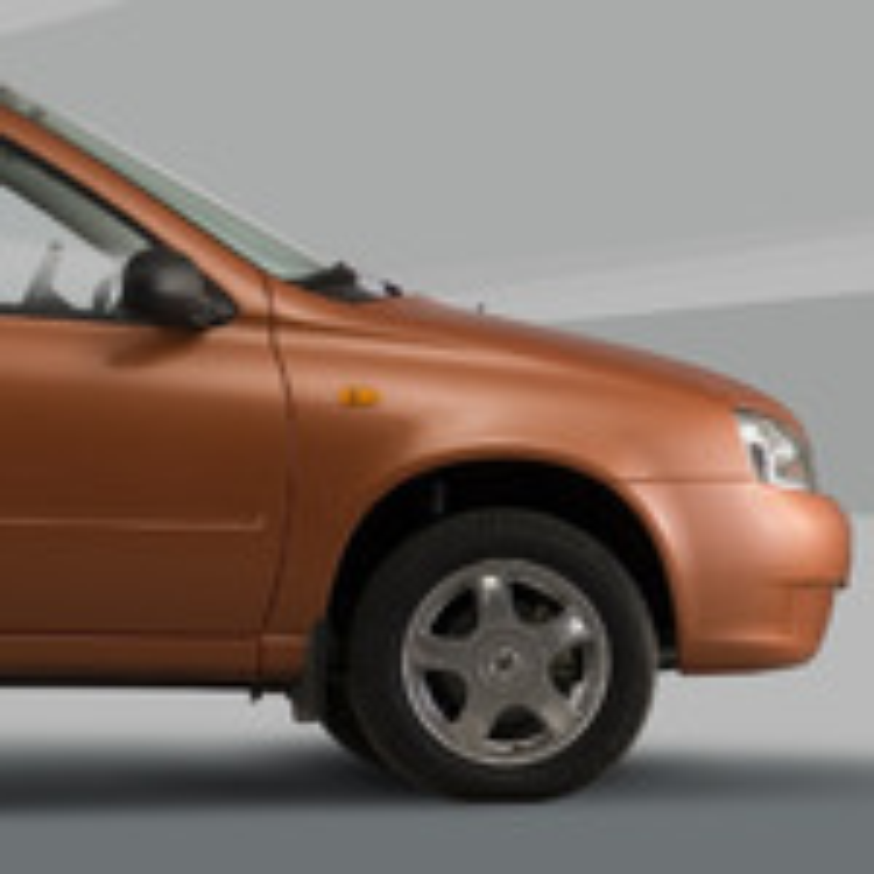Насколько хорошо кузов LADA Kalina защищен от коррозии фото