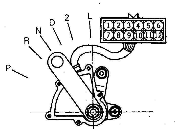 Как правильно переключать передачи раздаточной коробки на Mitsubishi Pajero 4?