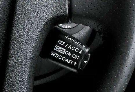 Управление круиз-контролем на Mitsubishi Pajero 4