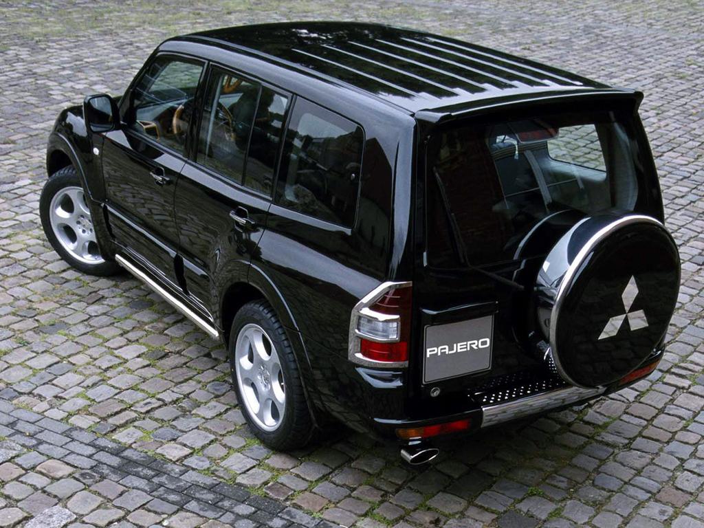 Не закрывается люк на Mitsubishi Pajero 4