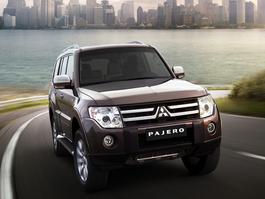Как увеличить клиренс Mitsubishi Pajero?
