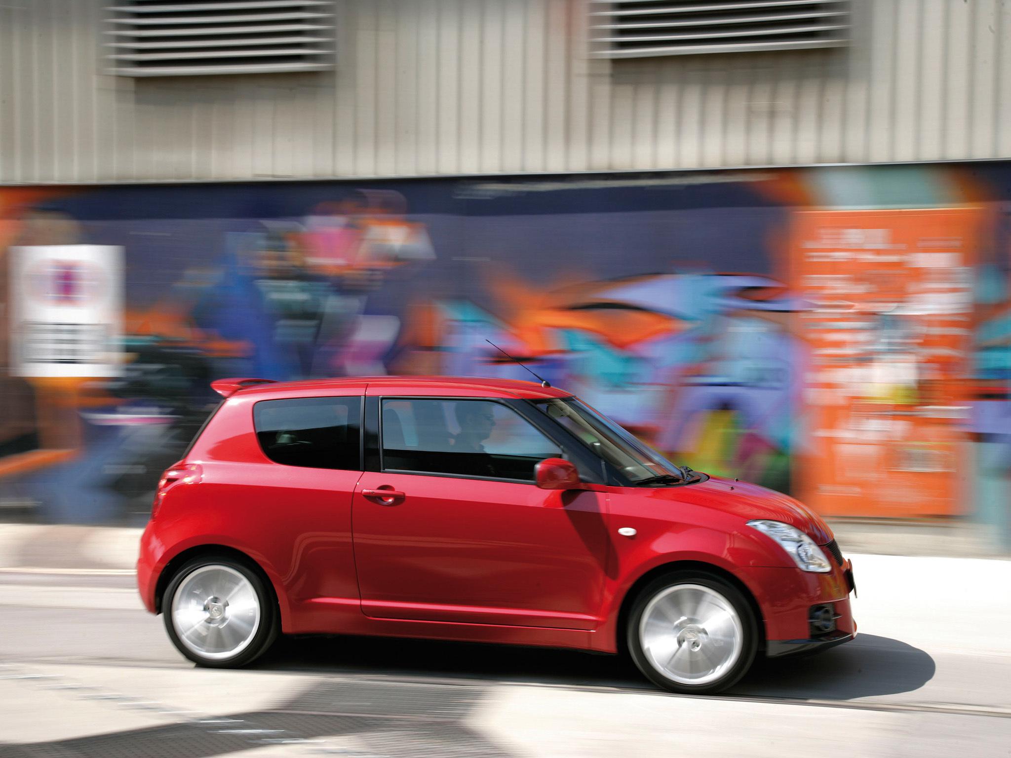 Выбор аккумулятора на Suzuki Swift II