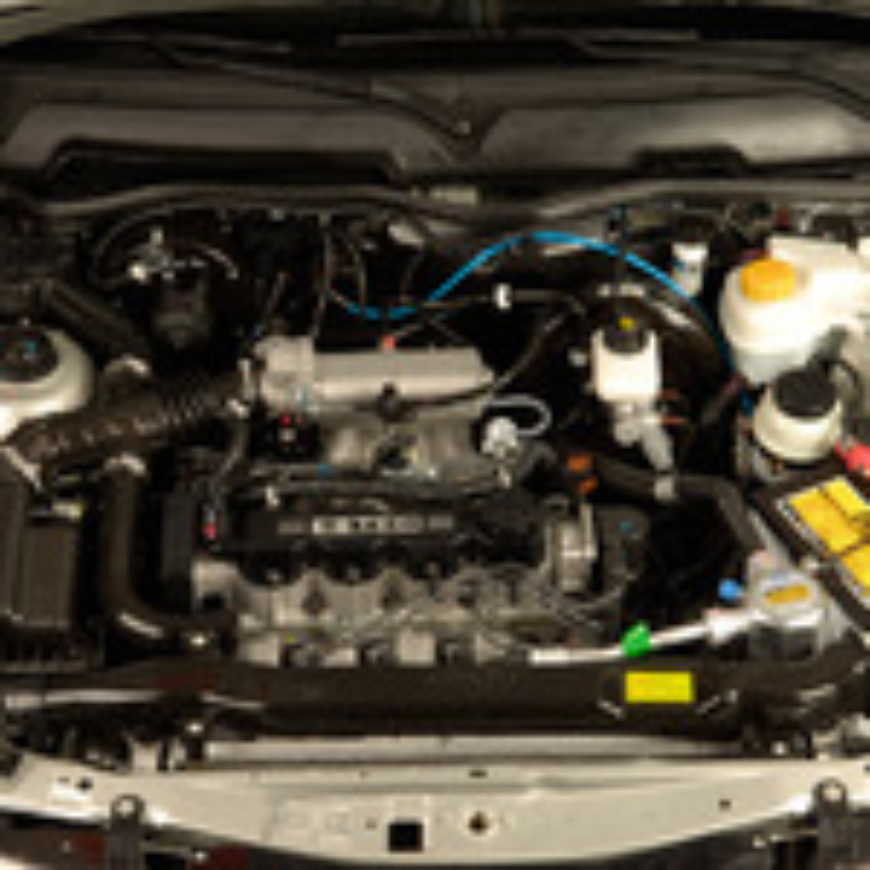 Замена прокладки клапанной крышки на 16-клапанной Daewoo Nexia фото