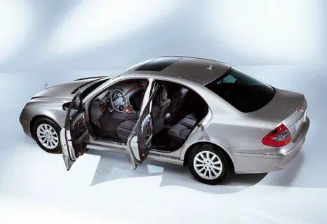 Как юстировать панорамную сдвижную панель крыши и солнцезащитных шторок Mercedes E-Class (W211)