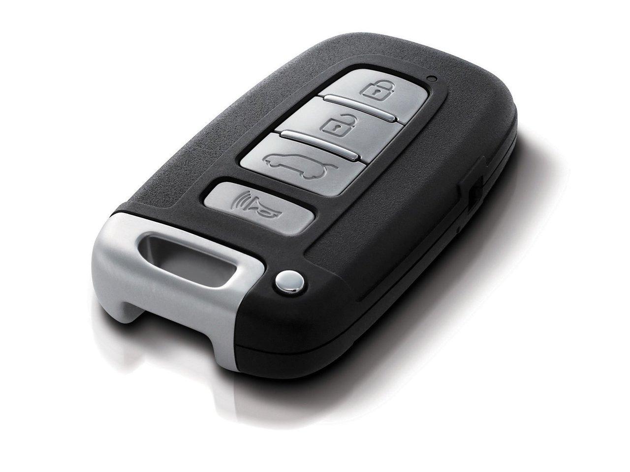 Hyundai ix35 перестал реагировать на сигналы с брелока