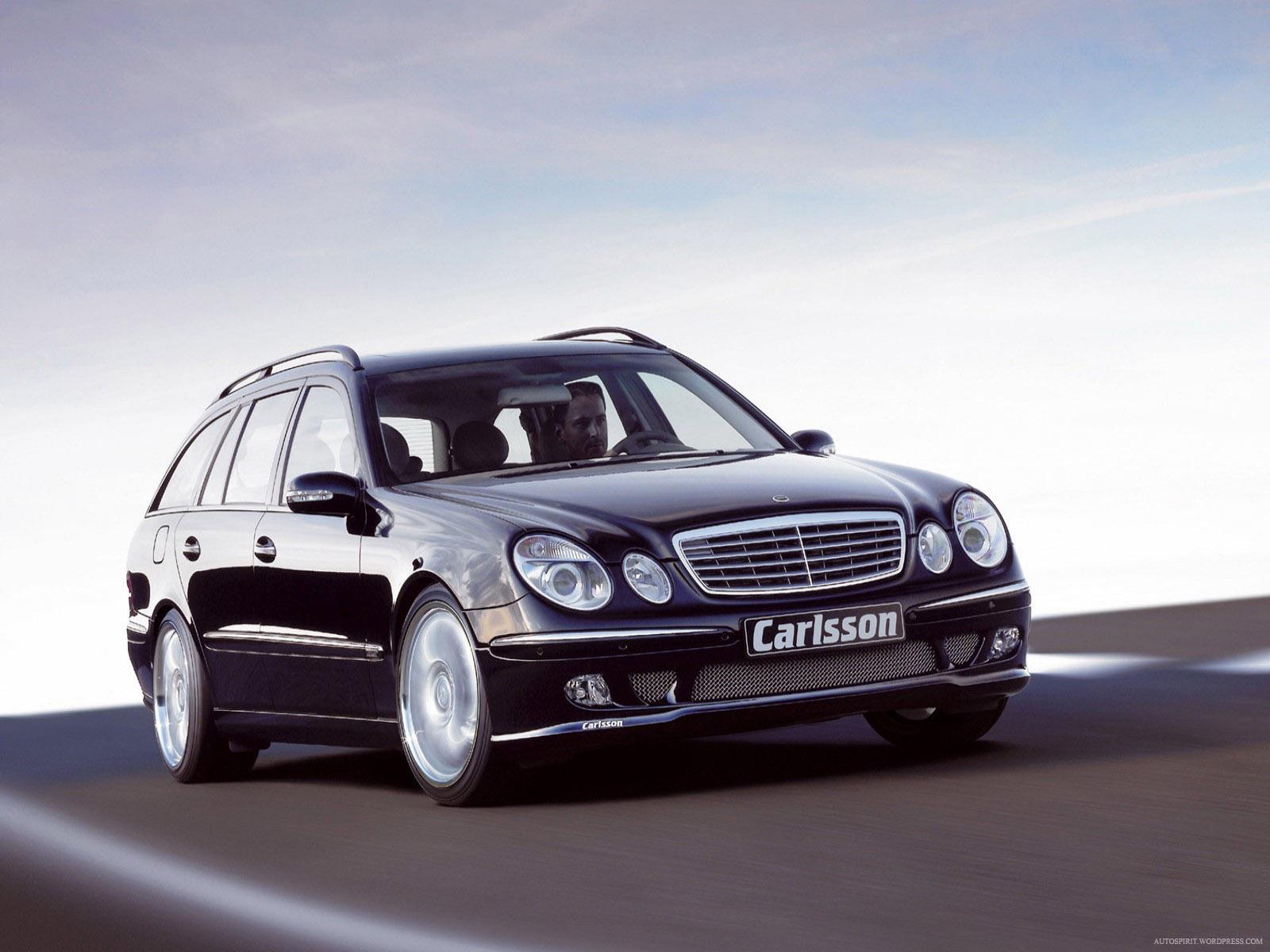 Как ограничить угол открытия двери багажника в Mercedes E-Class (W211)  универсал