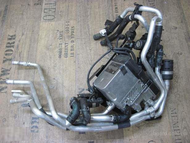 Предварительный подогрев двигателя Volkswagen Touareg II (NF) без Вебасто