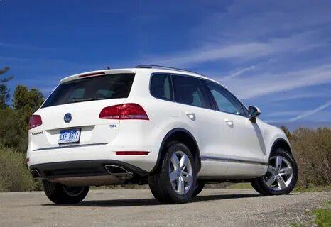 Особенности работы системы Side Assist на Volkswagen Touareg II (NF)