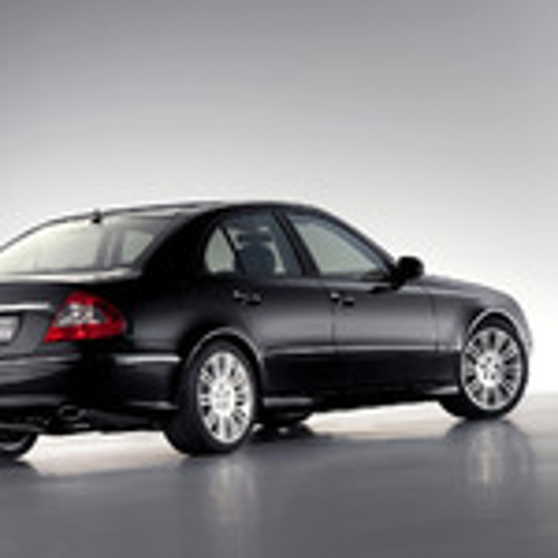 Как включается дополнительная подсветка поворотов в Mercedes E-Class (W211) фото