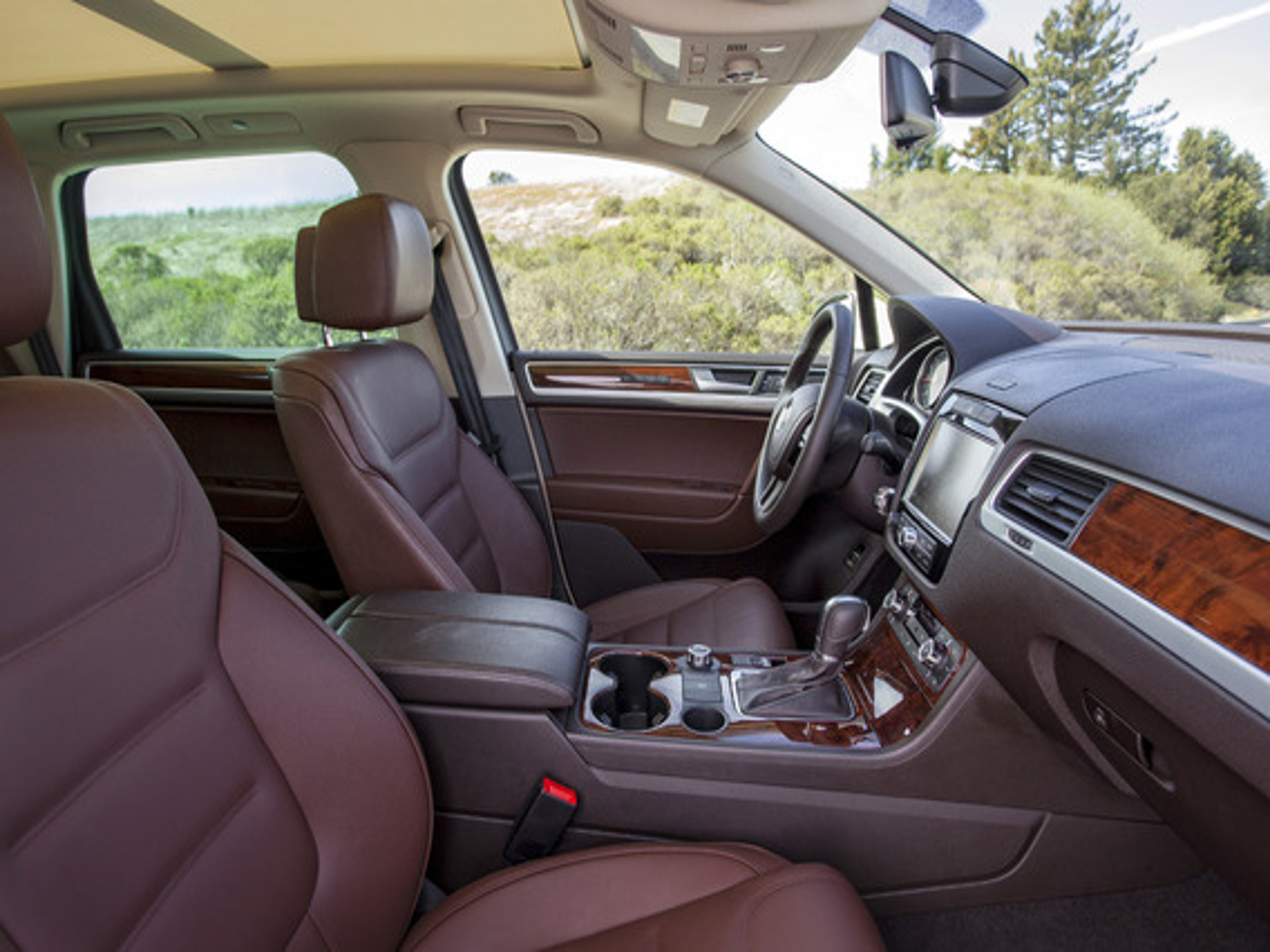 Проблемы с трансмиссией Volkswagen Touareg II (NF)