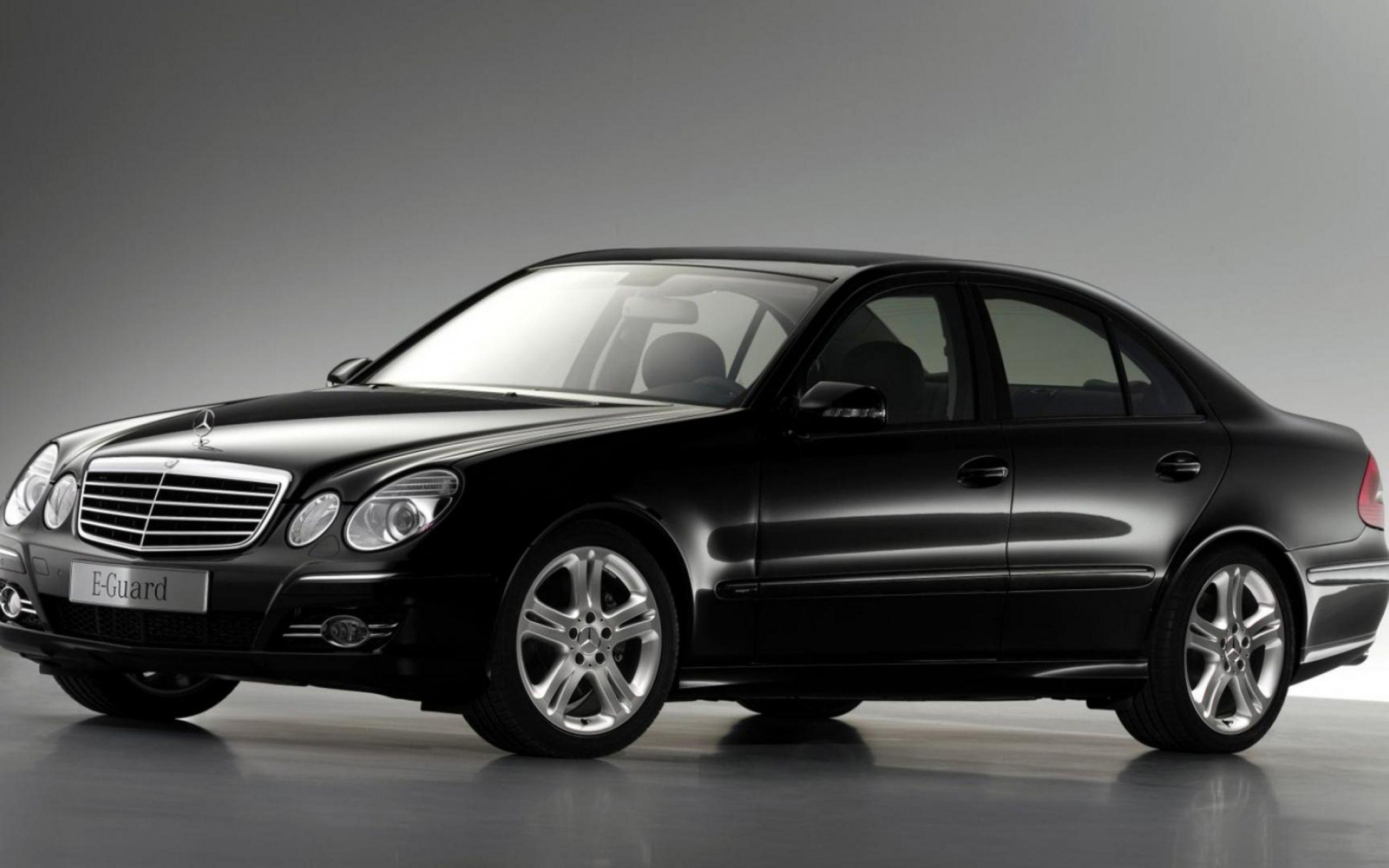Что происходит при сбое системы SBC в Mercedes E-Class (W211)