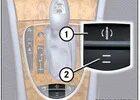 Что обозначает сокращение C/S на селекторе АКПП Mercedes E-Class (W211)