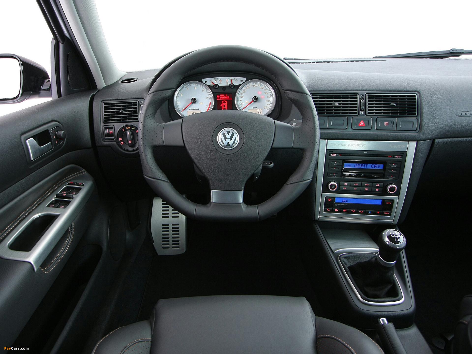 Неисправности электроники системы кондиционирования Volkswagen Golf IV