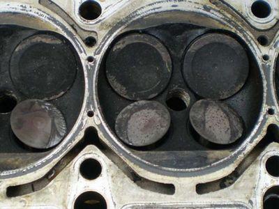 Последствия обрыва ремня ГРМ для двигателей Volkswagen Golf IV