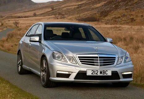 Есть ли передние ПТФ в Mercedes E-Class (W212)?