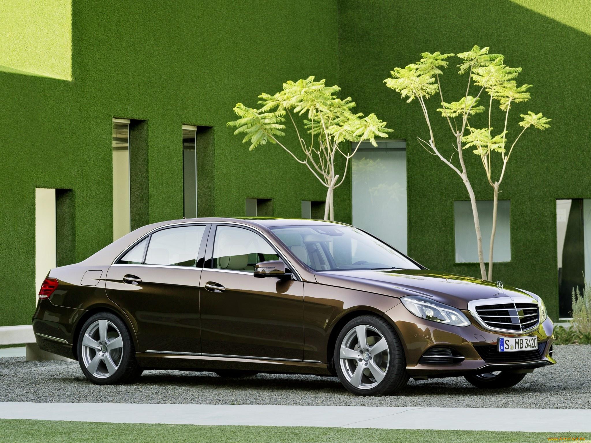 Можно ли на Mercedes E-Class (W212) поставить ручки дверей с хромированными накладками от другой комплектации