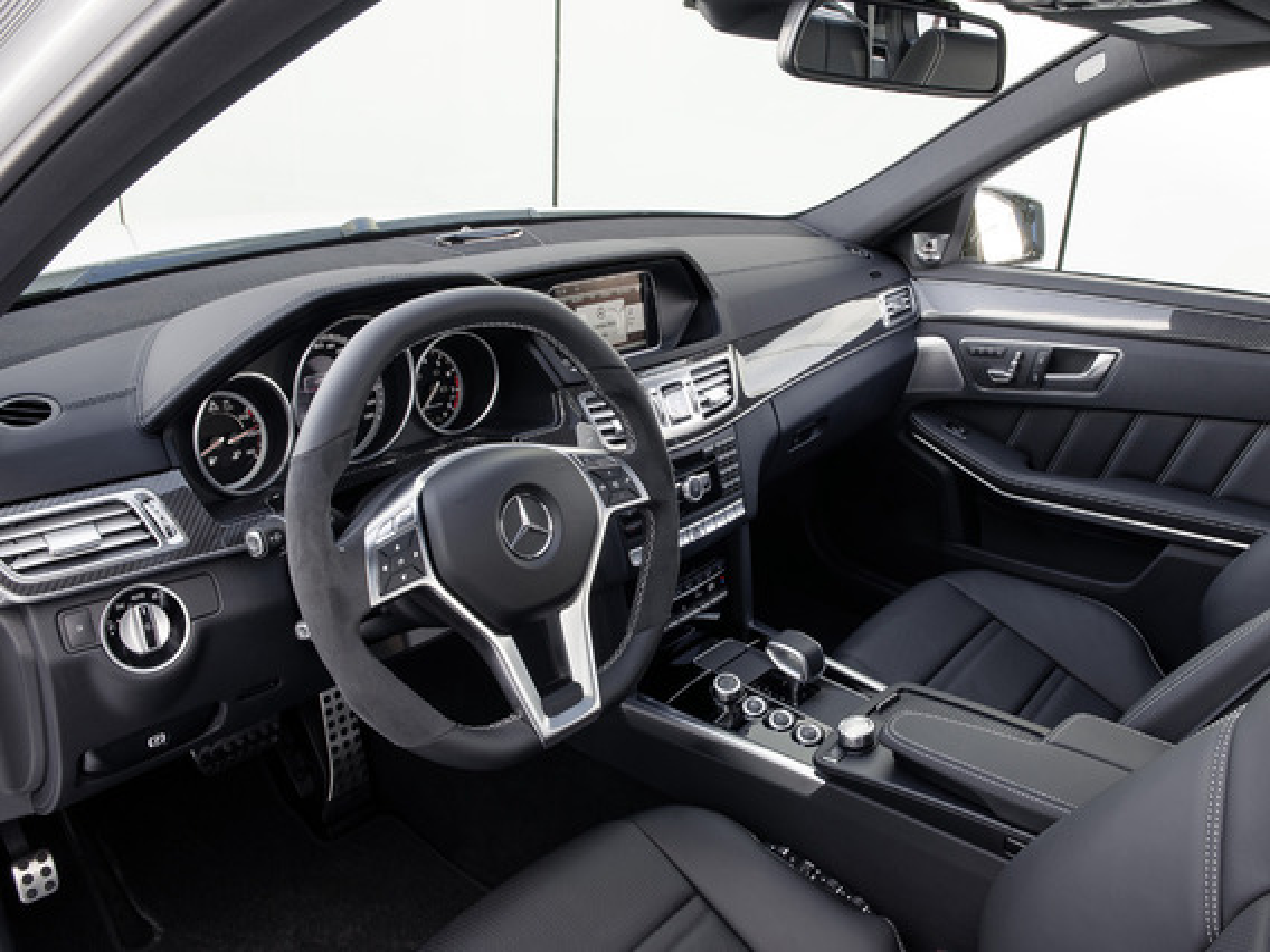 Как обновить прошивку АКПП Mercedes E-Class (W212)
