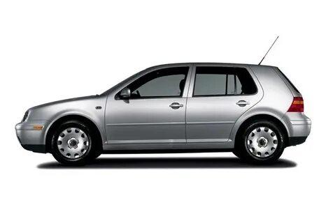 Где на Volkswagen Golf IV находится дренаж, требующий регулярной прочистки