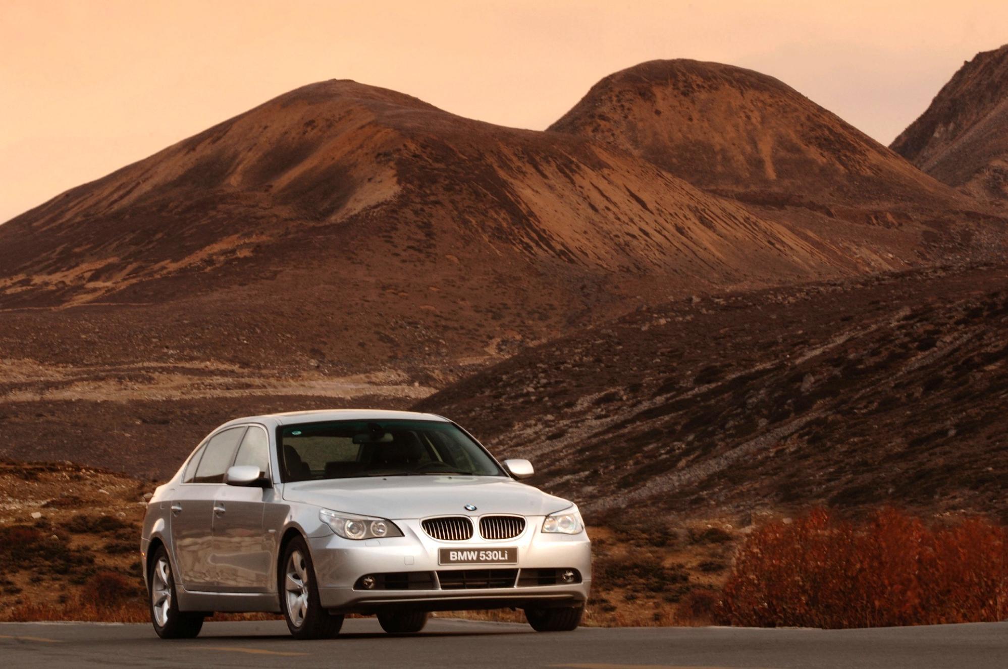 Какие способы увеличения клиренса существуют для BMW 5 E60