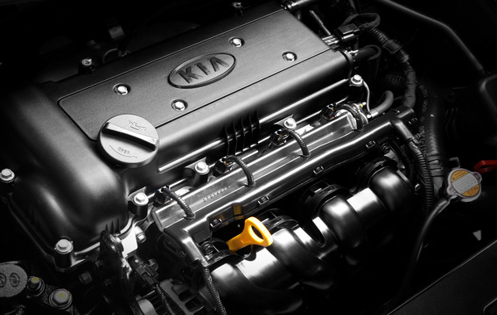 Каков ресурс у двигателя KIA Rio III?