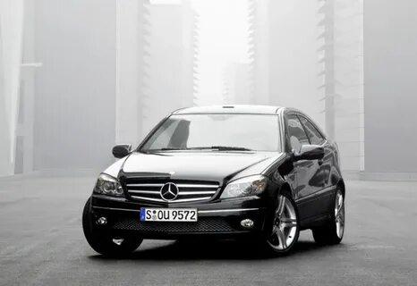 Mercedes-Benz CLC-Class — описание модели