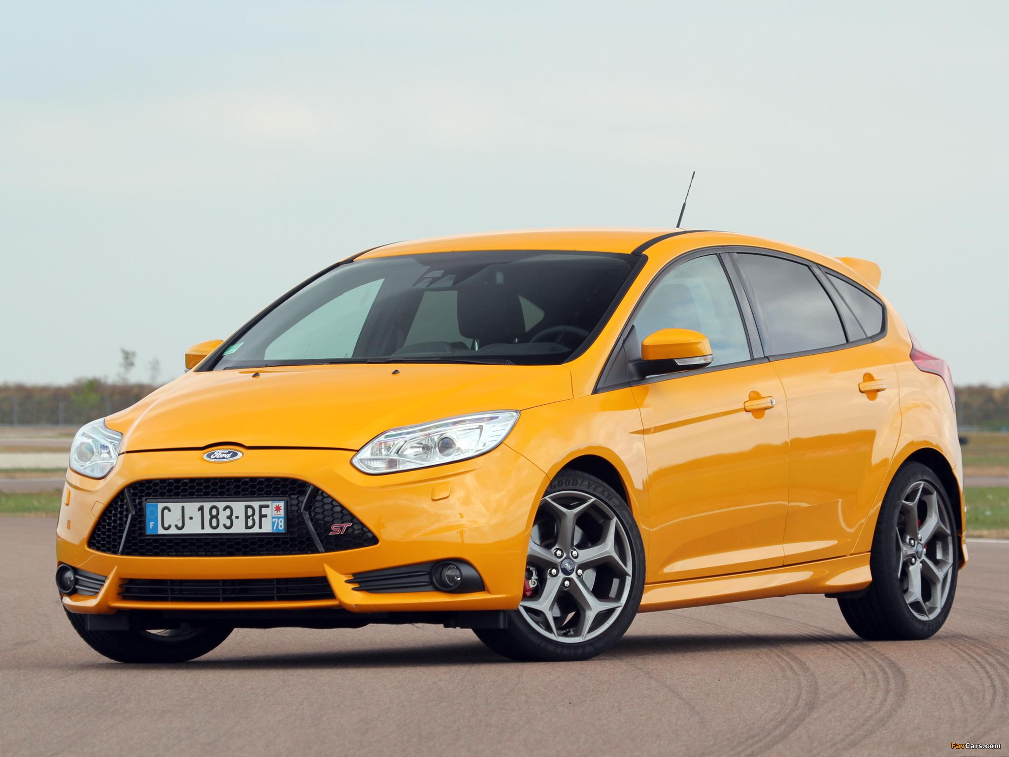 Каков размер дорожного просвета Ford Focus 3?