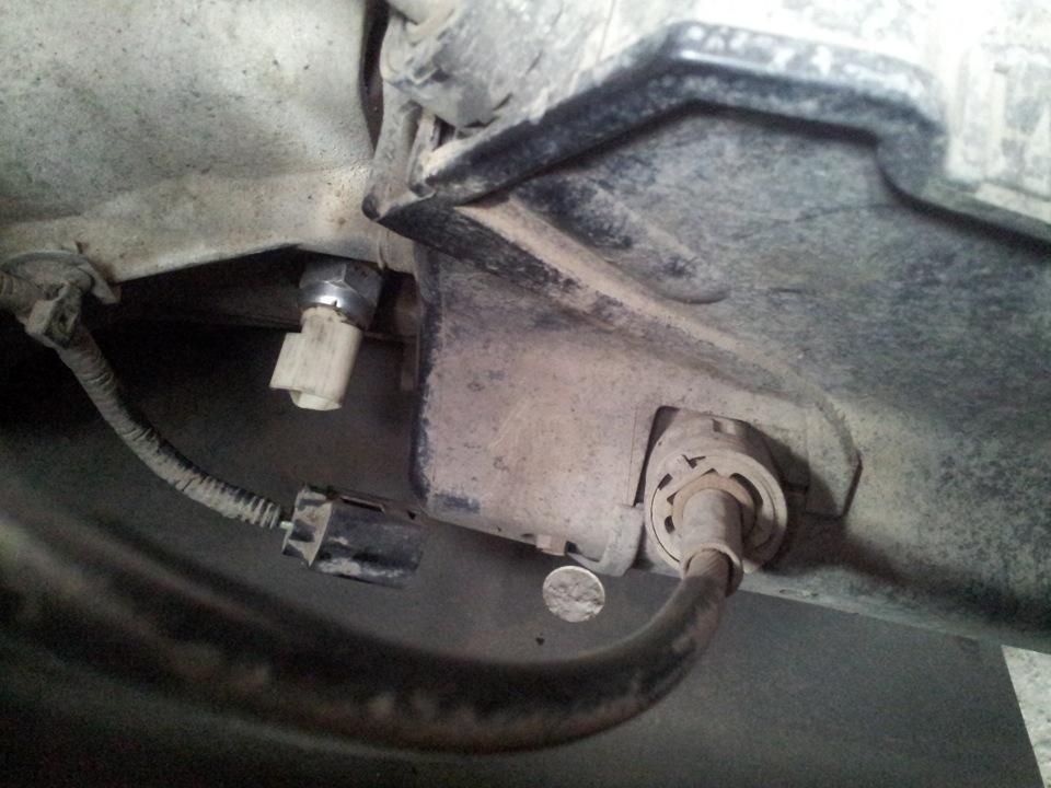 Установка второго фонаря заднего хода Ford Focus 2