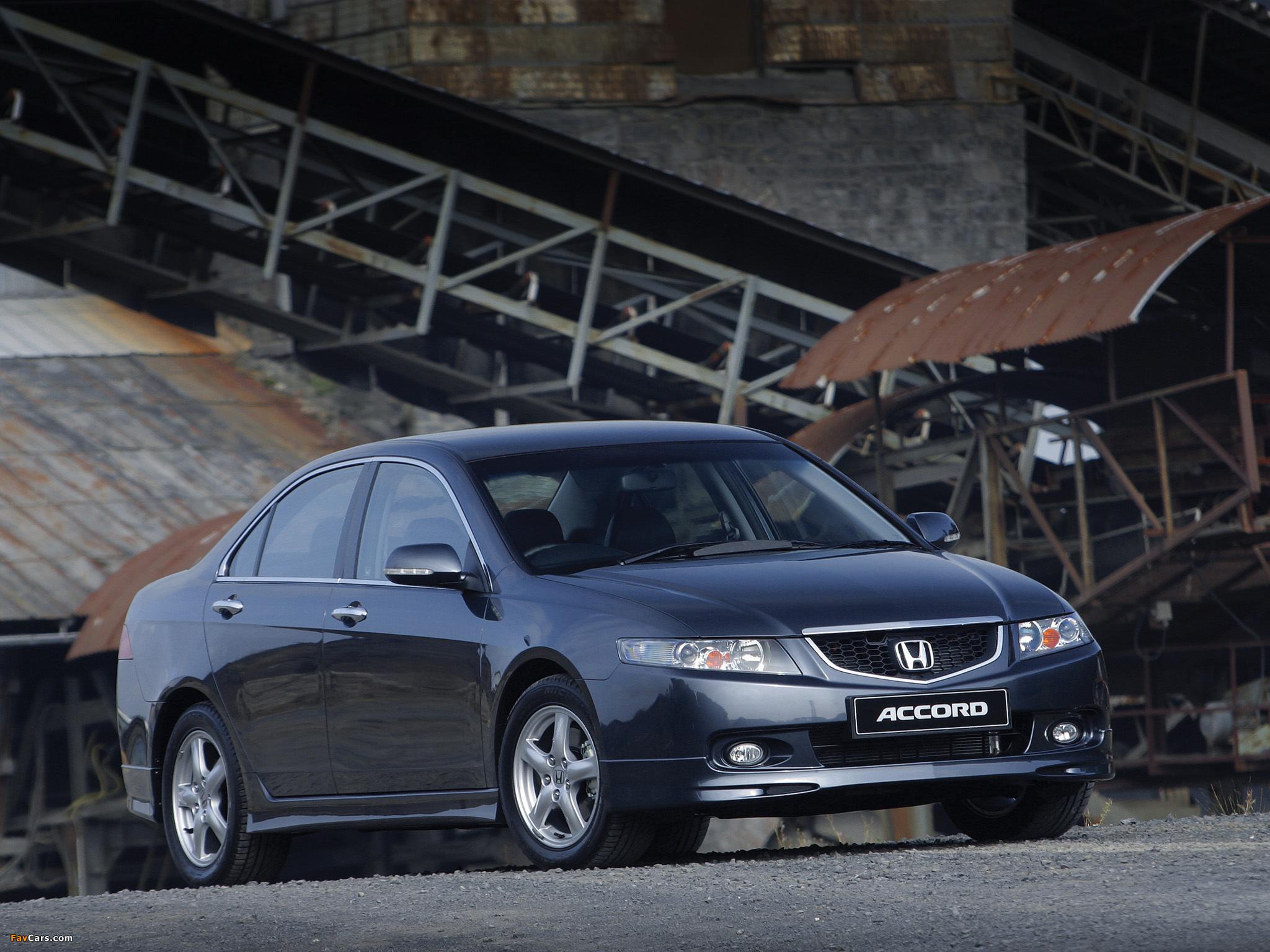 Honda Accord IX — описание модели