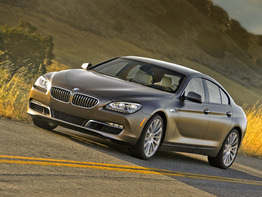 BMW 6 Gran Coupe F06 2012-2015 купе 4