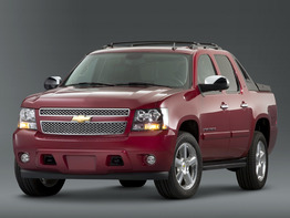 Chevrolet Avalanche GMT900 2006-2013 пикап 4