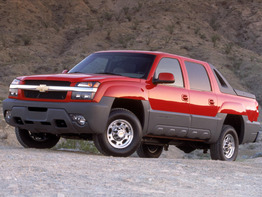 Chevrolet Avalanche GMT800 2001-2006 пикап 4